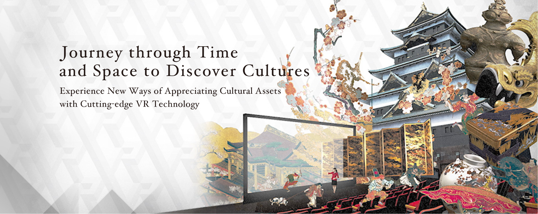 Journey through Time and Space to Discover Cultures